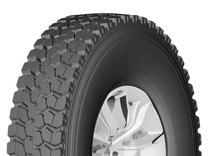 安進輪胎SK822