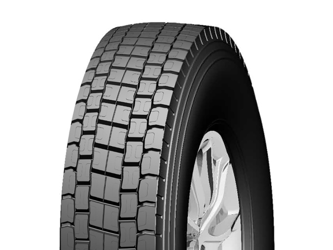 安進輪胎SK536
